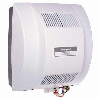 Powered Flow-Through Whole House Humidifier