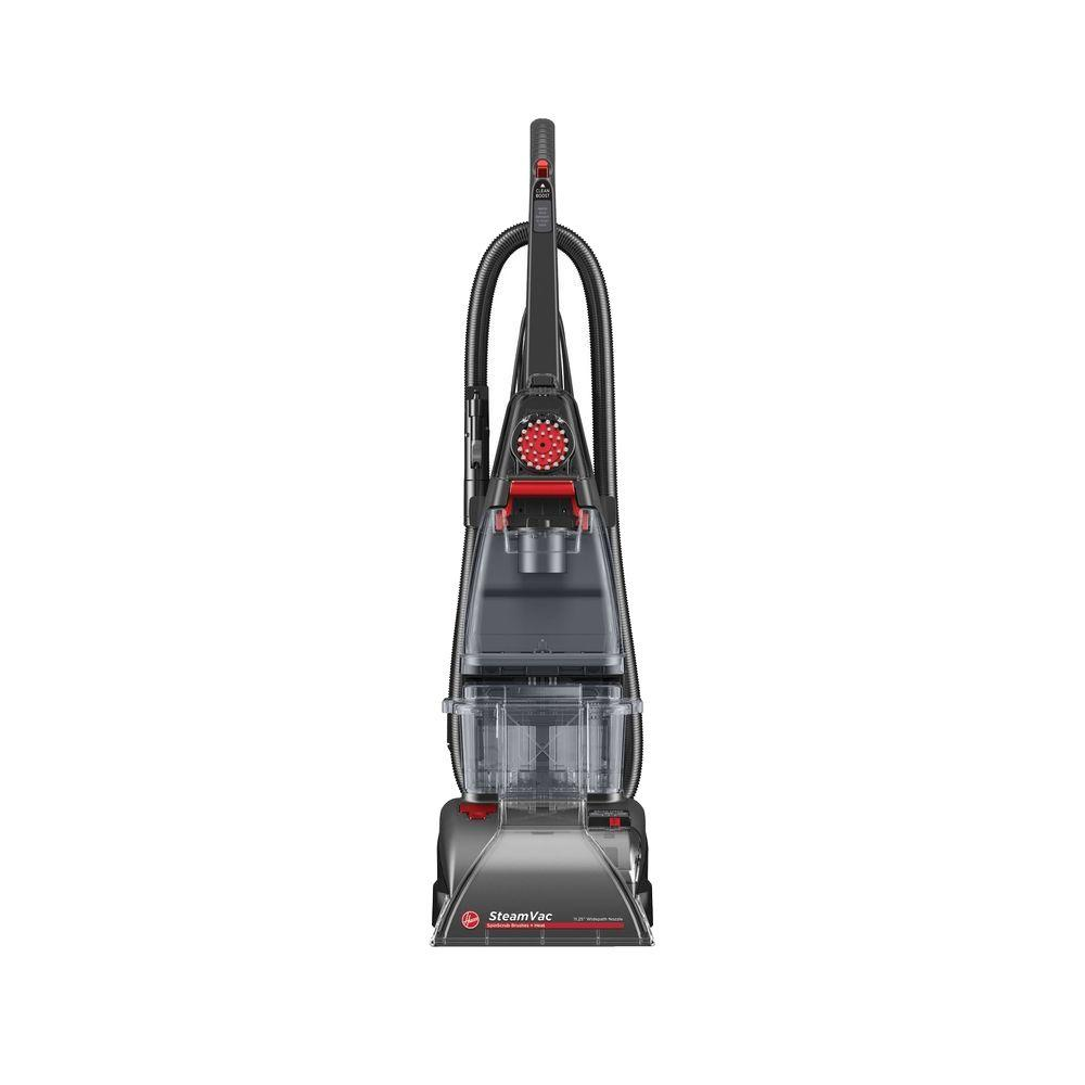 c5f15114a22e8 Hoover SteamVac Plus Upright Carpet Cleaner with Clean Surge-F5914901NC -  The Home Depot