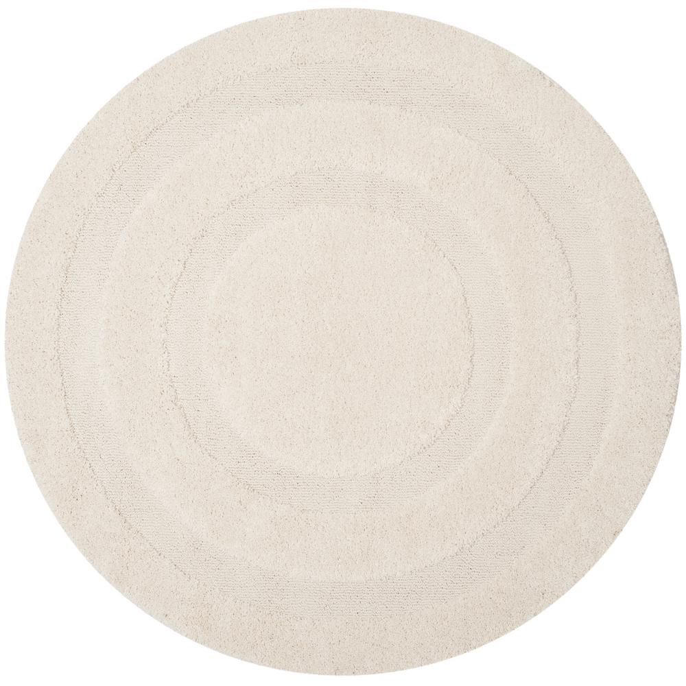 Safavieh Florida Cream 7 Ft X Round Area Rug