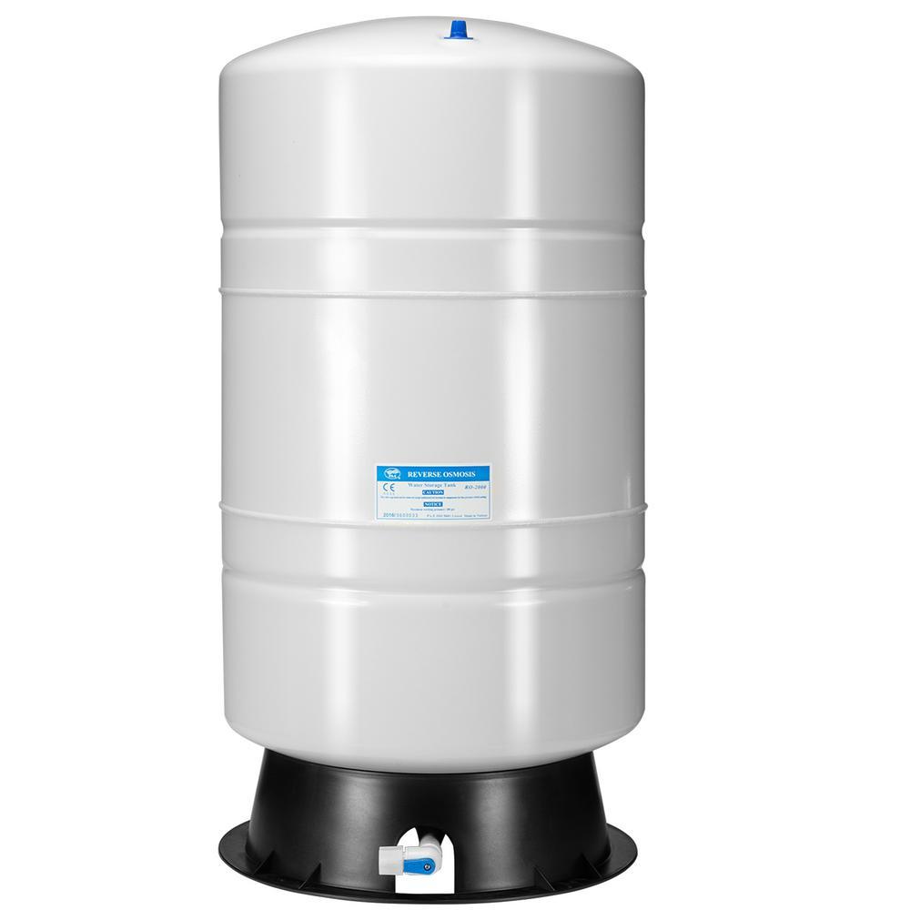 ISPRING 20 Gal. Metal Reverse Osmosis Water Storage Tank