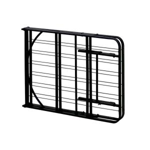 furinno angeland twin metal bed frame-fb001t