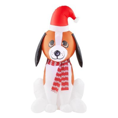 3.5 ft. Inflatable Beagle