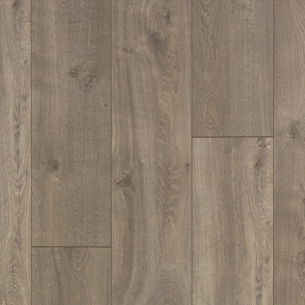 Take Home Sample - Urban Putty Oak Laminate Flooring - 5 in. x 7 in.