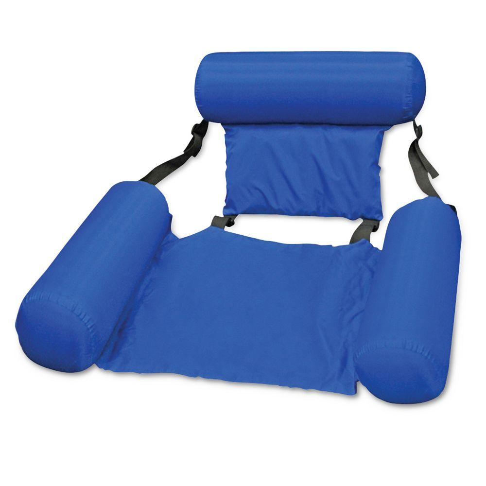 inflatable pool furniture. Water Chair Lounger Inflatable Pool Furniture H