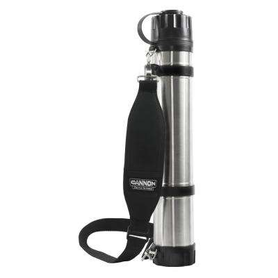 21 in. Stainless Steel Cannon Single 3-Can Insulated Cooler