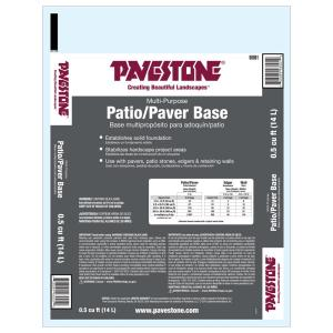 0.5 cu. ft. Paver Base
