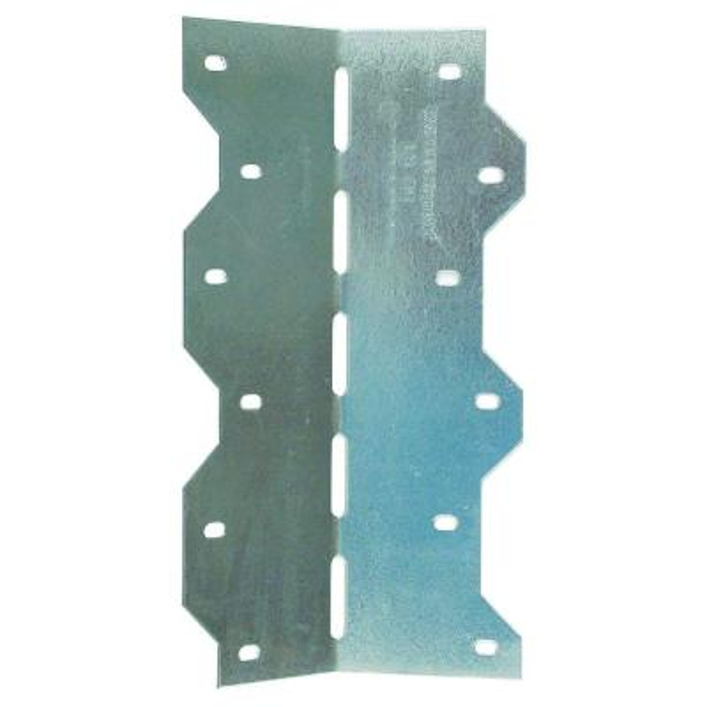 LS 7-7/8 in. 18-Gauge Galvanized Adjustable L Angle