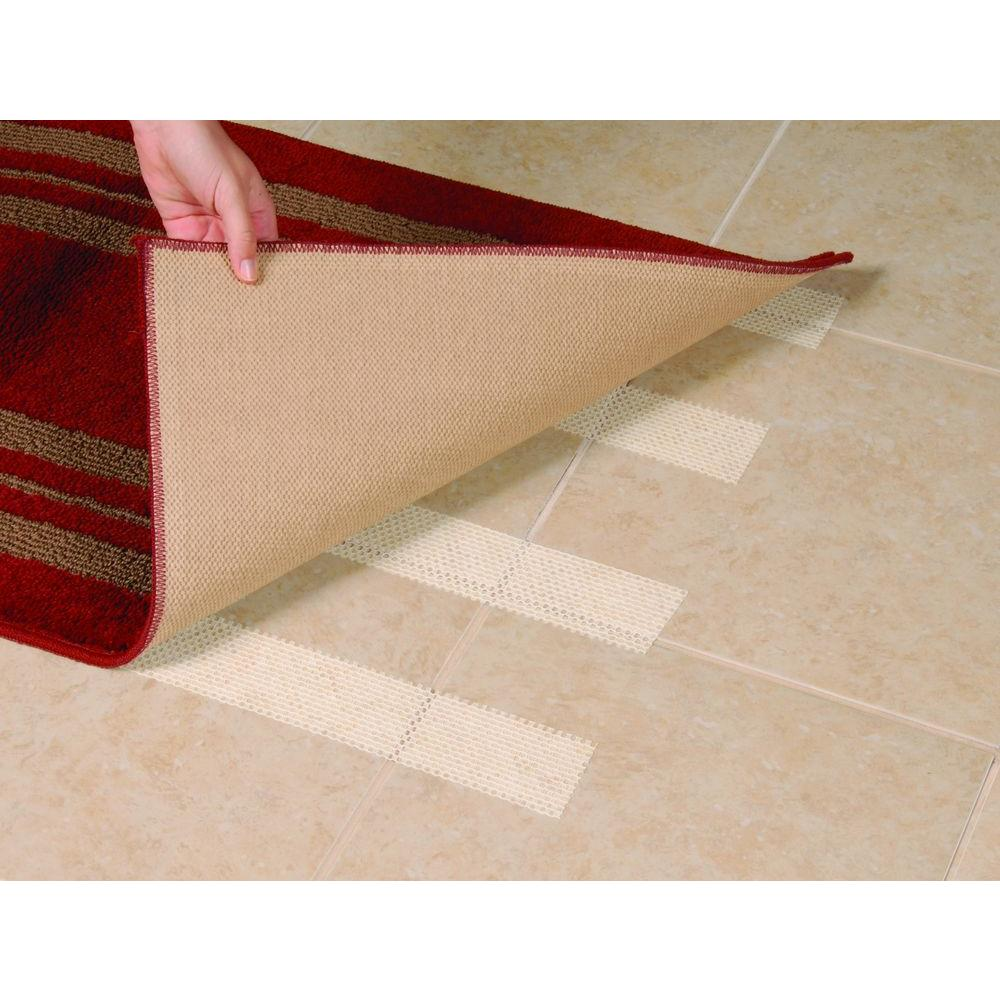 Roberts 2 1 2 In X 25 Ft Roll Of Rug Gripper Anti Slip Tape For