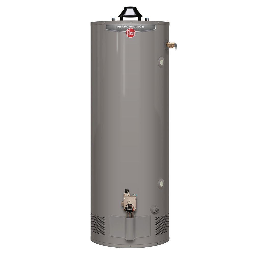 Performance 98 Gal. Tall 6 Year 76,000 BTU Natural Gas Water Heater