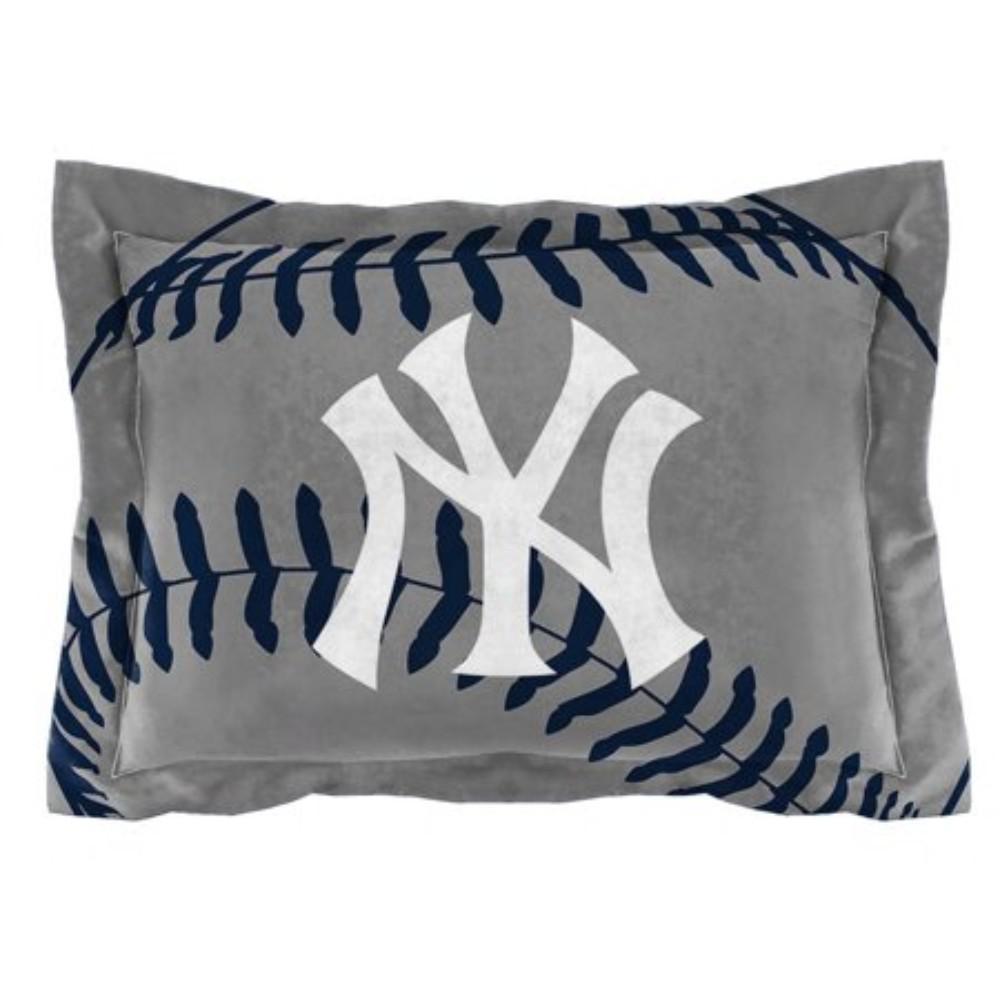 Yankees 3-Piece Multicolored Full Comforter Set