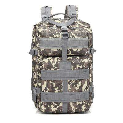 BL047 3P 45 l Outdoor Marching Knapsack Tactical 12 in. ACU Camouflage Backpack