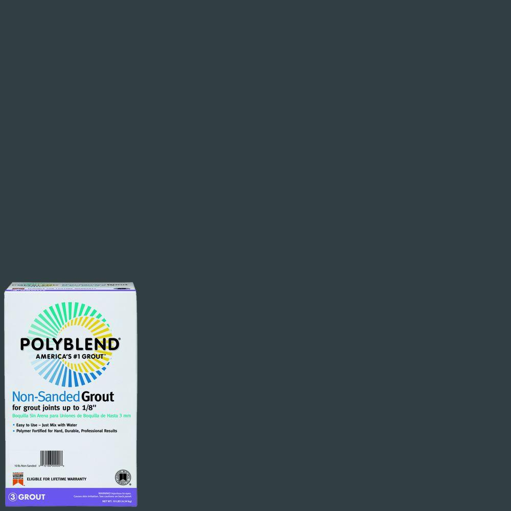 Polyblend #370 Dove Gray 10 lb. Non-Sanded Grout