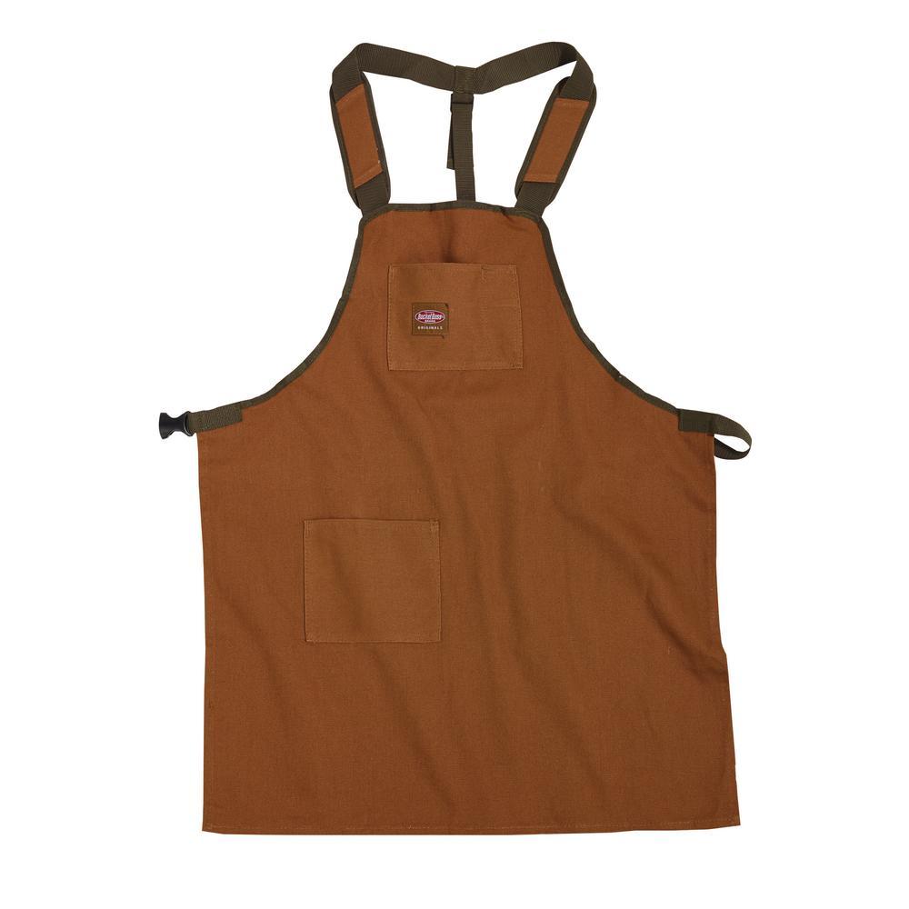 26.5 in. 3-Pocket Duckwear Super Shop Apron