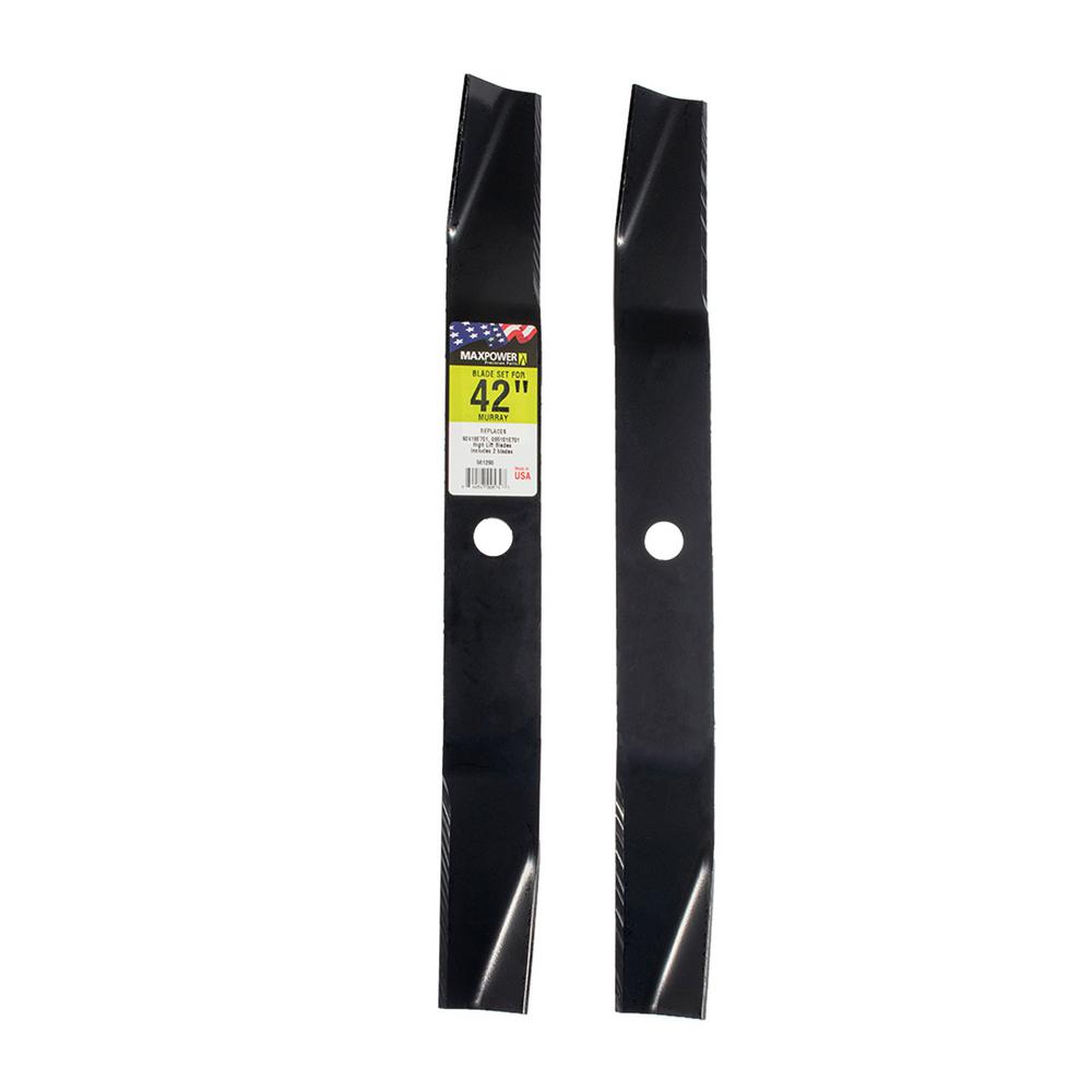 Cub Cadet 42 In Lawn Tractor Blade Set For Ltx1040 2009