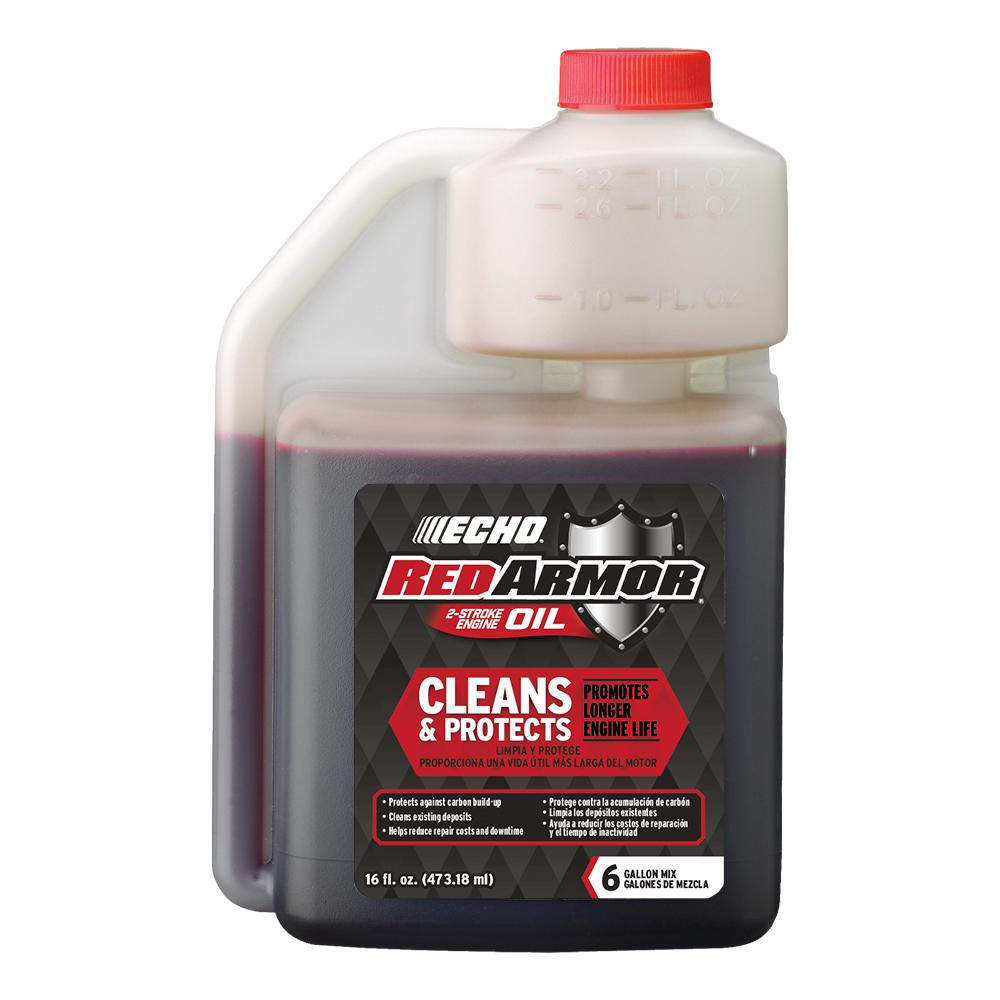 ECHO Red Armor 16 oz. 2-Stroke Cycle Engine Oil