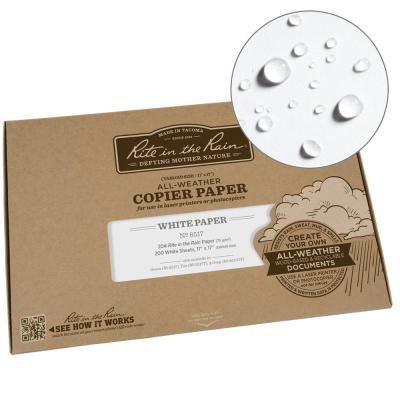 All-Weather 11 in. x 17 in. 20 lbs. Copier Paper, White (200-Sheet Pack)
