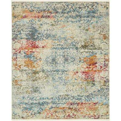 Baracoa Cream 8 ft. x 10 ft. Area Rug
