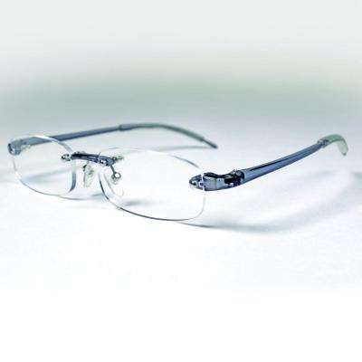 Reading Glasses Sport Gray 2.5 Magnification