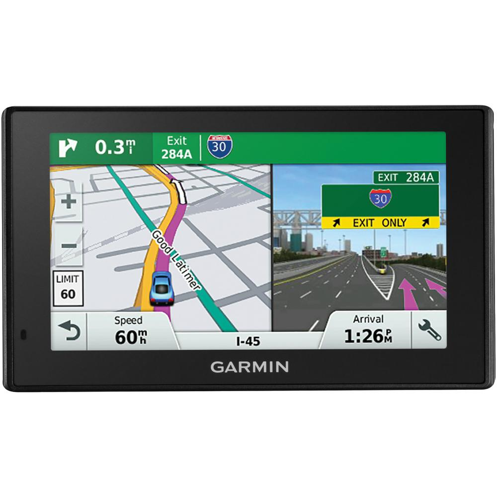 DriveAssist 51 LMT-S GPS Navigator with Built-in Dash Cam, Lifetime Maps