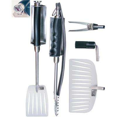 Heat Shield 6-Piece Ultimate Grill Tool Set