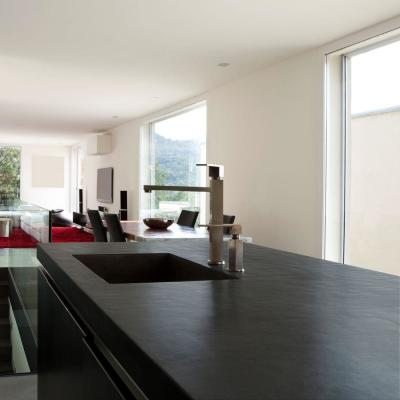 4 in. x 4 in. Ultra Compact Surface Countertop Sample in Sirius