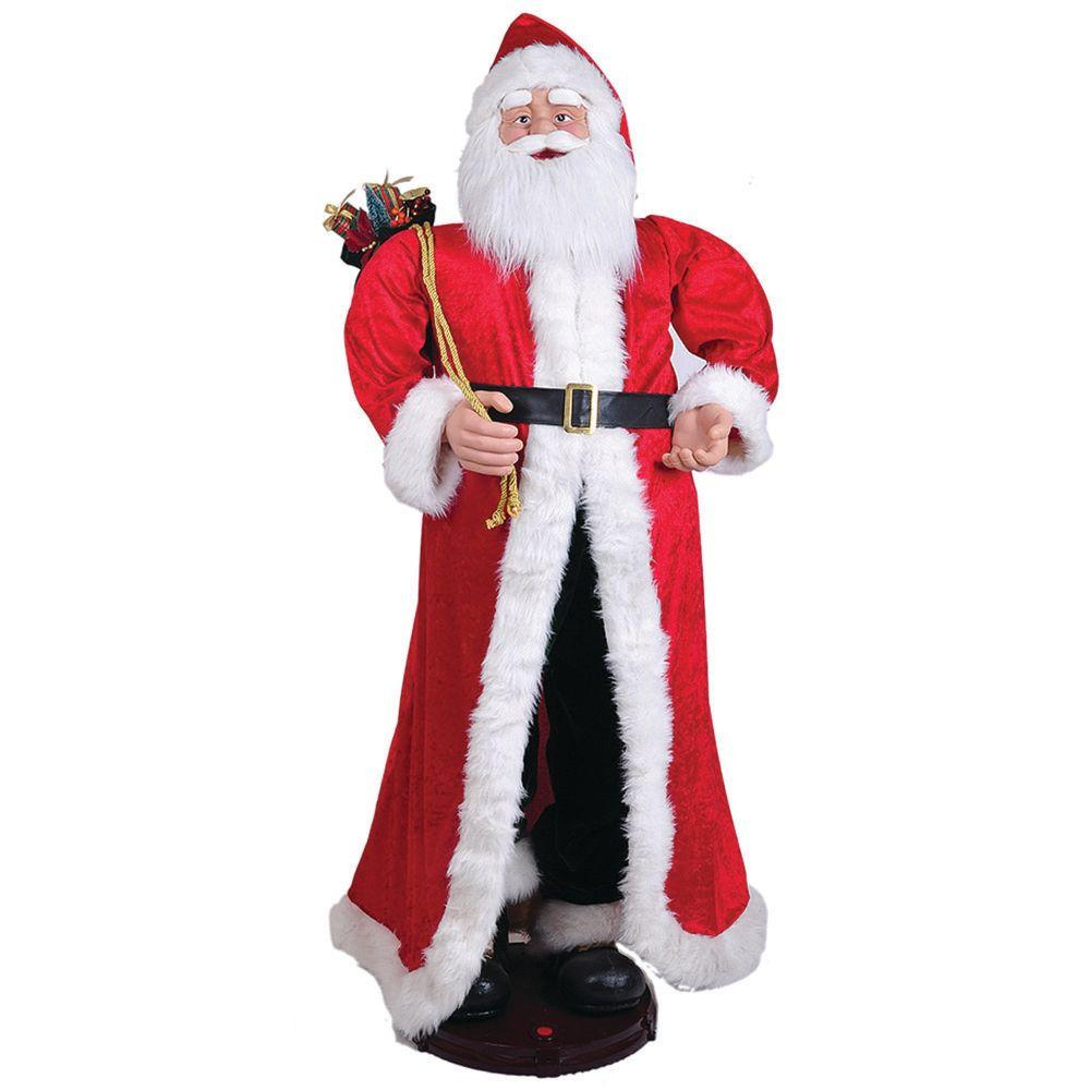 Animated Christmas Toys : Santa s workshop in traditional musical and