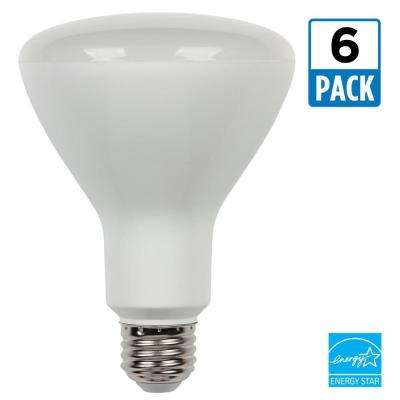 65W Equivalent Soft White R30 Dimmable LED Light Bulb (6-Pack)