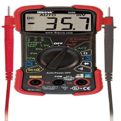 Auto-Ranging Digital Multimeter DMM