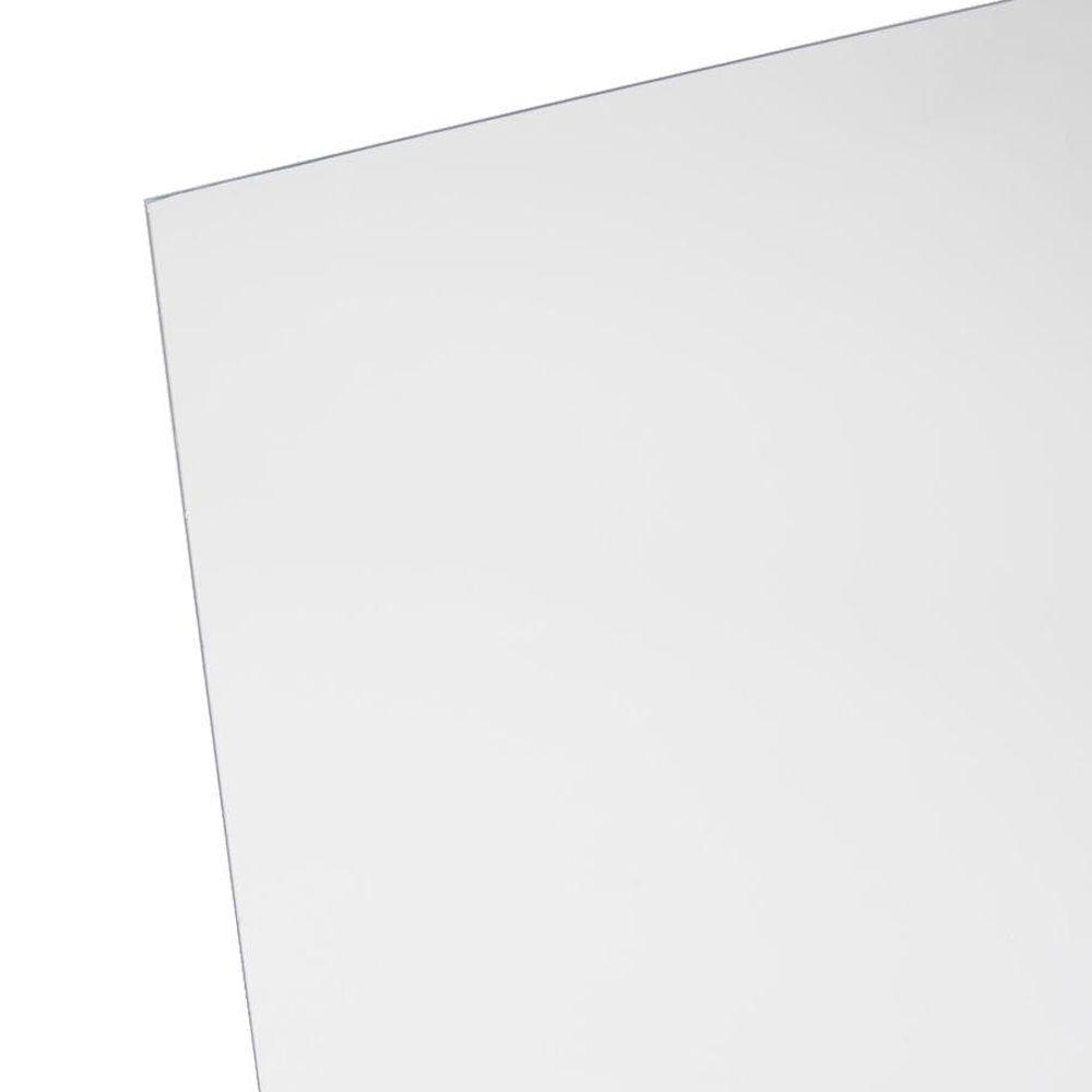 OPTIX 18 in. x 24 in. x .220 in. Acrylic Sheet