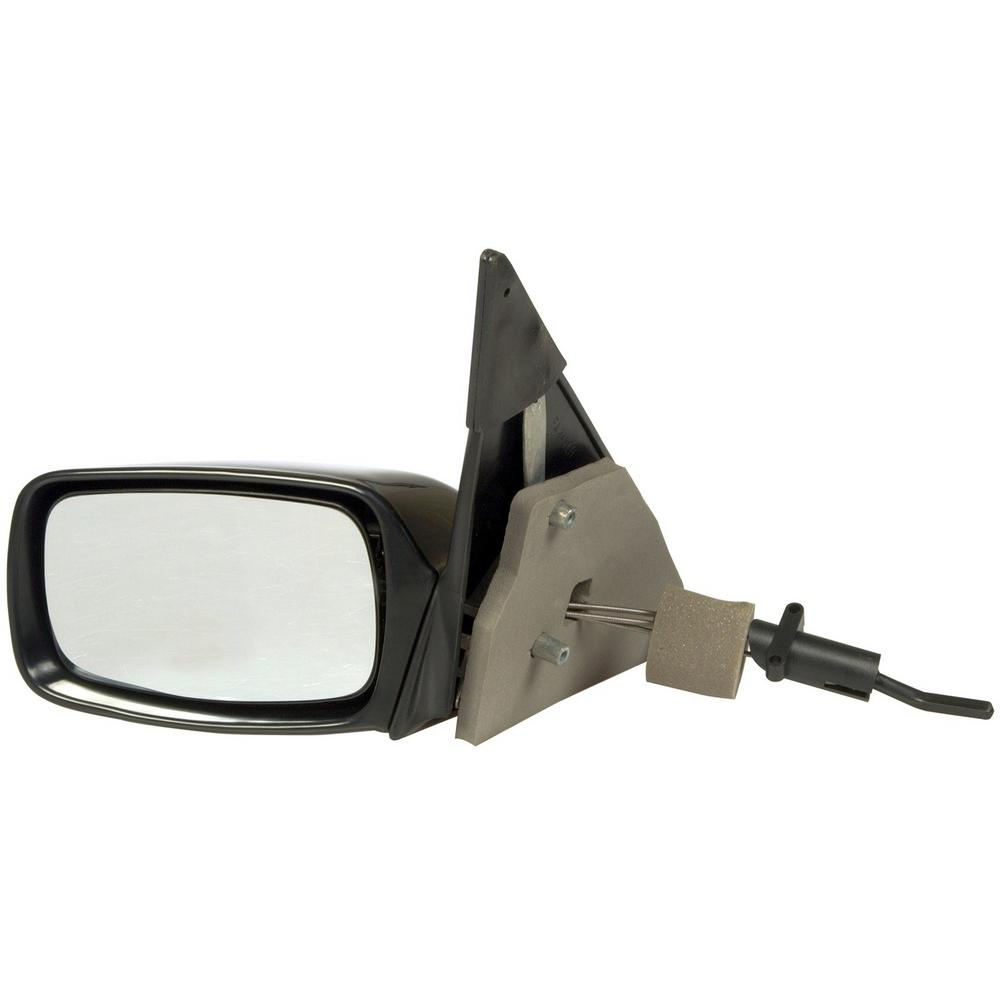 Dorman Side View Mirror - Left, Manual Remote 1996-1997 Ford Contour 2.0L