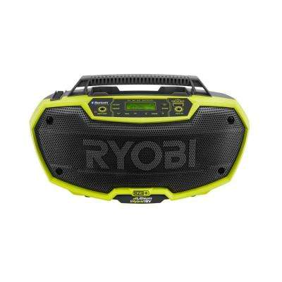18-Volt ONE+ Hybrid Stereo with Bluetooth Wireless Technology
