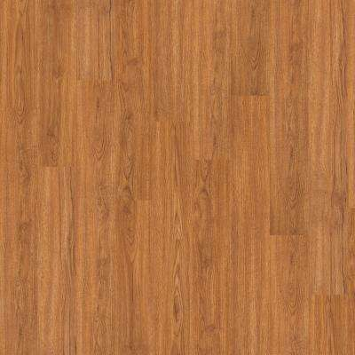 New Liberty 6 mil 6 in. x 48 in. Autumn Resilient Vinyl Plank Flooring (53.93 sq. ft. / case)