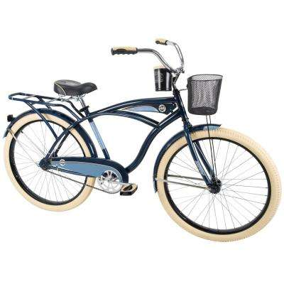 Deluxe 26 in. Men's Classic Cruiser Bike