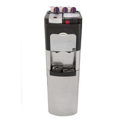 Self Clean Single Cup Coffee and Water Cooler in Stainless Steel