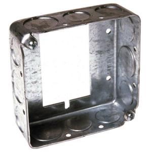 Square Drawn Extension Ring, 1 1/2 In. Deep