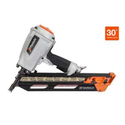 PowerMaster Pro 30-Degree Pneumatic Framing Nailer