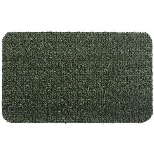 Clean Machine Flair Evergreen 24 inch x 36 inch Door Mat by Clean Machine
