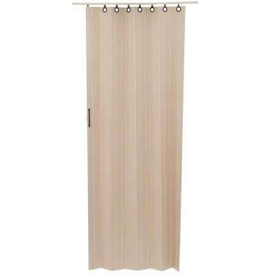 36 in. x 80 in. Nuevo Vinyl Linen Accordion Door