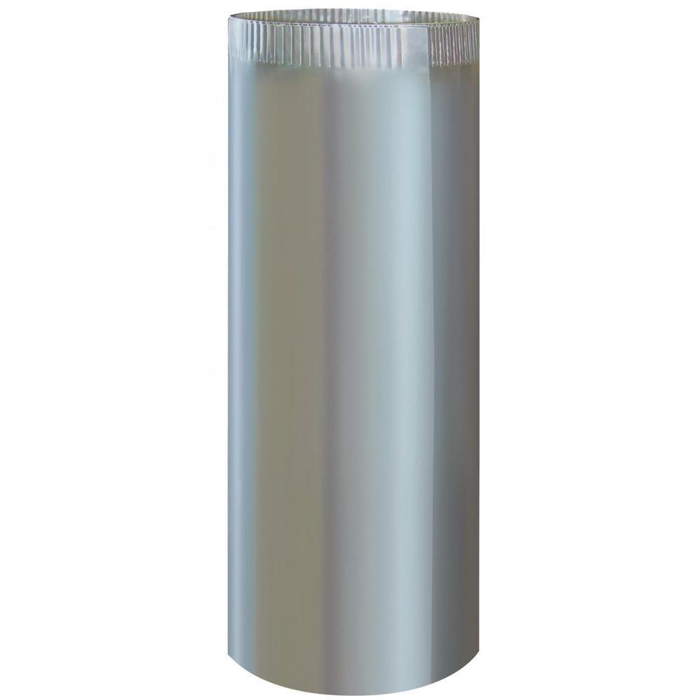 Solarskylite Diy Tubular Skylight Do It Yourself 10 In X 2 Ft Light Pipe Extension