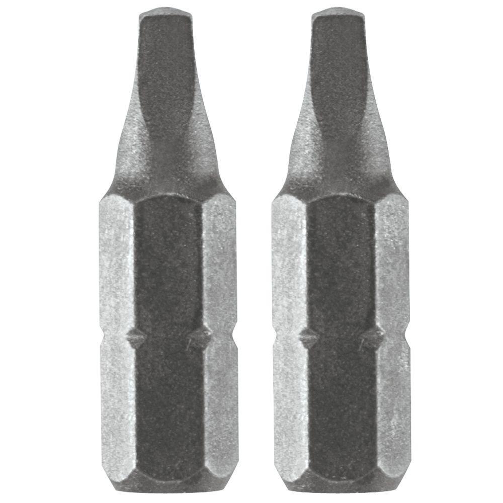 Bosch 1 in. Impact Tough Bits (2-Pack)