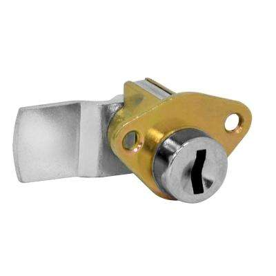 2200 Series Standard Replacement Lock for Aluminum Mailbox with 2 Keys