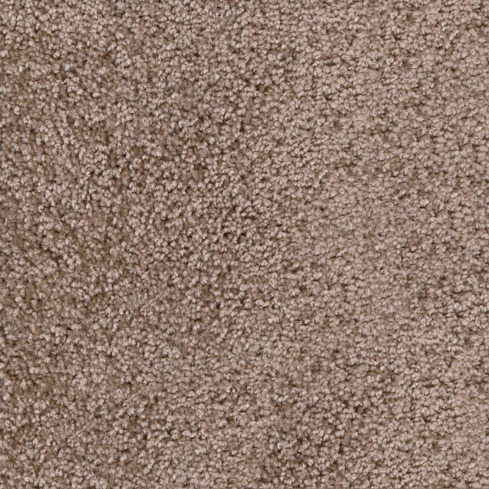 null Hot Shot II - Color Tuscan Texture 12 ft. Carpet