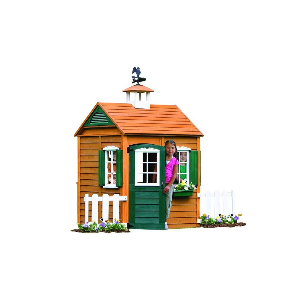 KidKraft Bayberry Wooden Playhouse