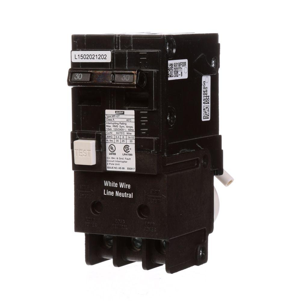 House Breaker Fuse Box Amps 10000 Wiring Diagram Libraries Home Circuit Square D Qo 30 Amp 2 Pole Qo230cp The Depot