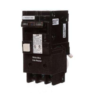 30 Amp Double Pole Type MP-GT2 GFCI Circuit Breaker