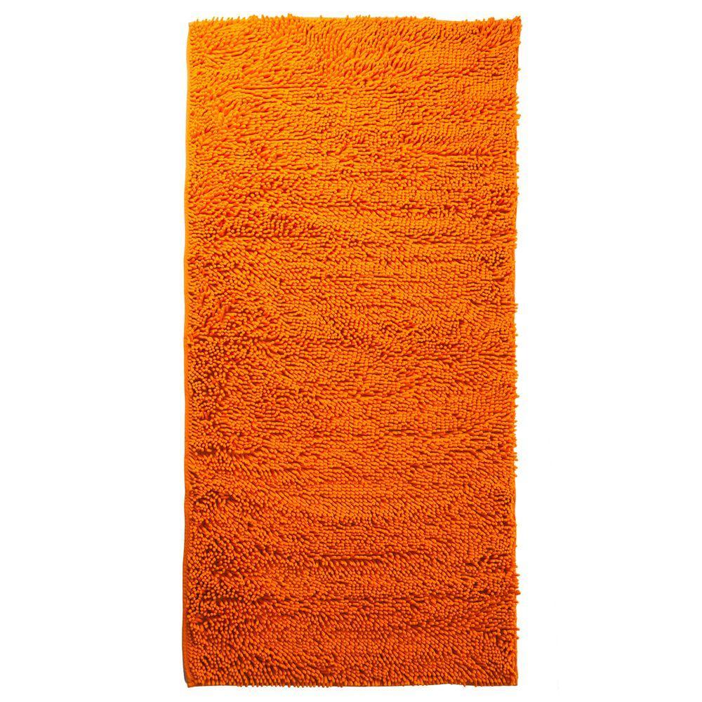 Orange 3 ft. x 5 ft. Area Rug