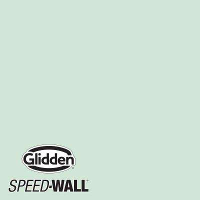 Speed-Wall 1 gal. PPG1226-2 Peppermint Patty Semi-Gloss Interior Latex Paint