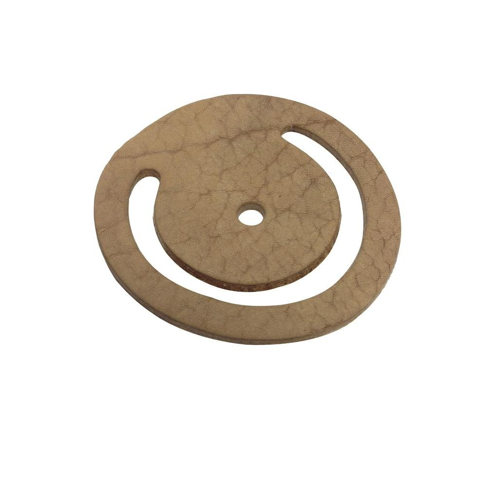 Water Source Flat Leather For Pitcher Pump-PPL-503 - The Home Depot