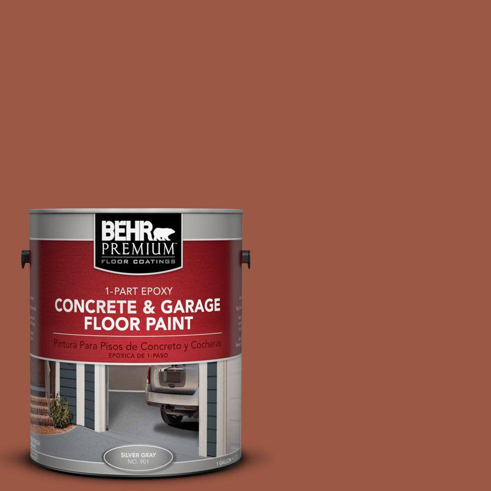 1 gal. #PFC-15 Santa Fe 1-Part Epoxy Concrete and Garage Floor