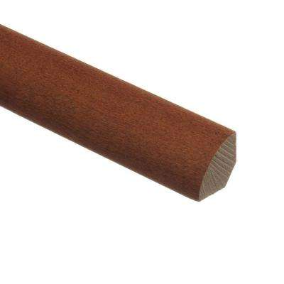 Maple Sedona 3/4 in. Thick x 3/4 in. Wide x 94 in. Length Hardwood Quarter Round Molding